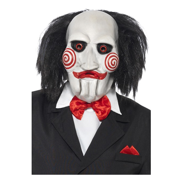 Saw Jigsaw Mask - One size