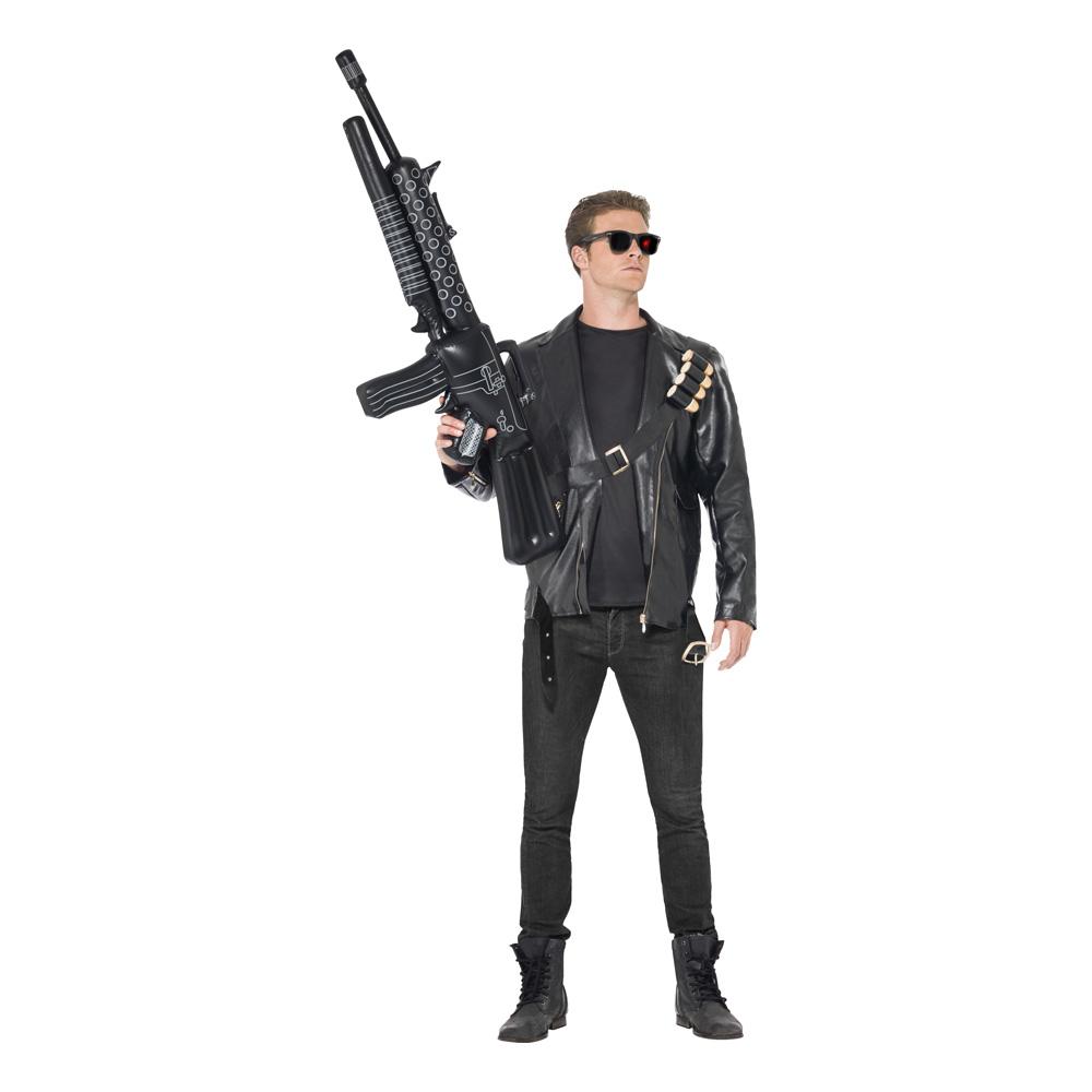 Terminator Maskeraddräkt - Medium