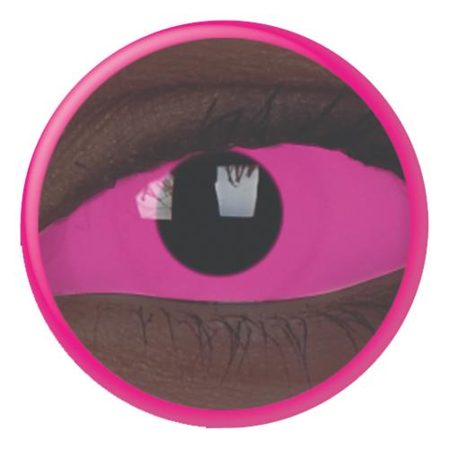 Scleralinser UV Raiden Pink