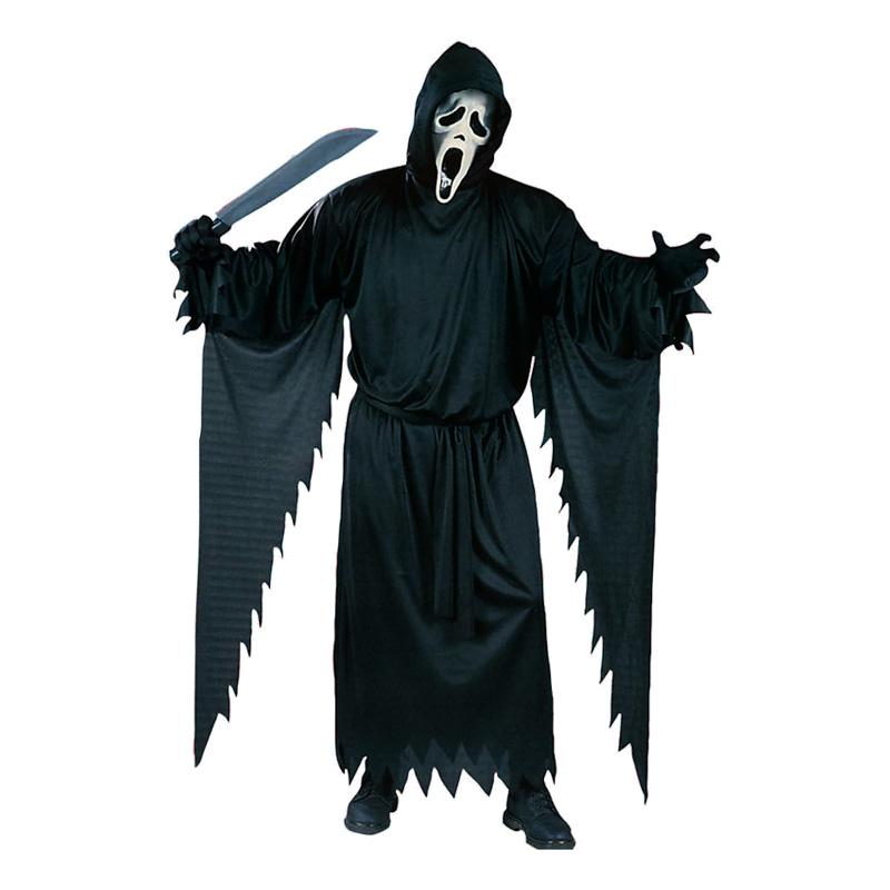 Scream Maskeraddräkt - One size