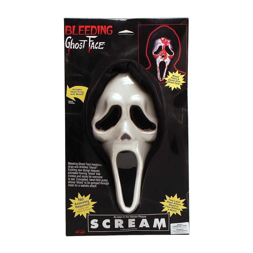 Screammask med Blod - One size