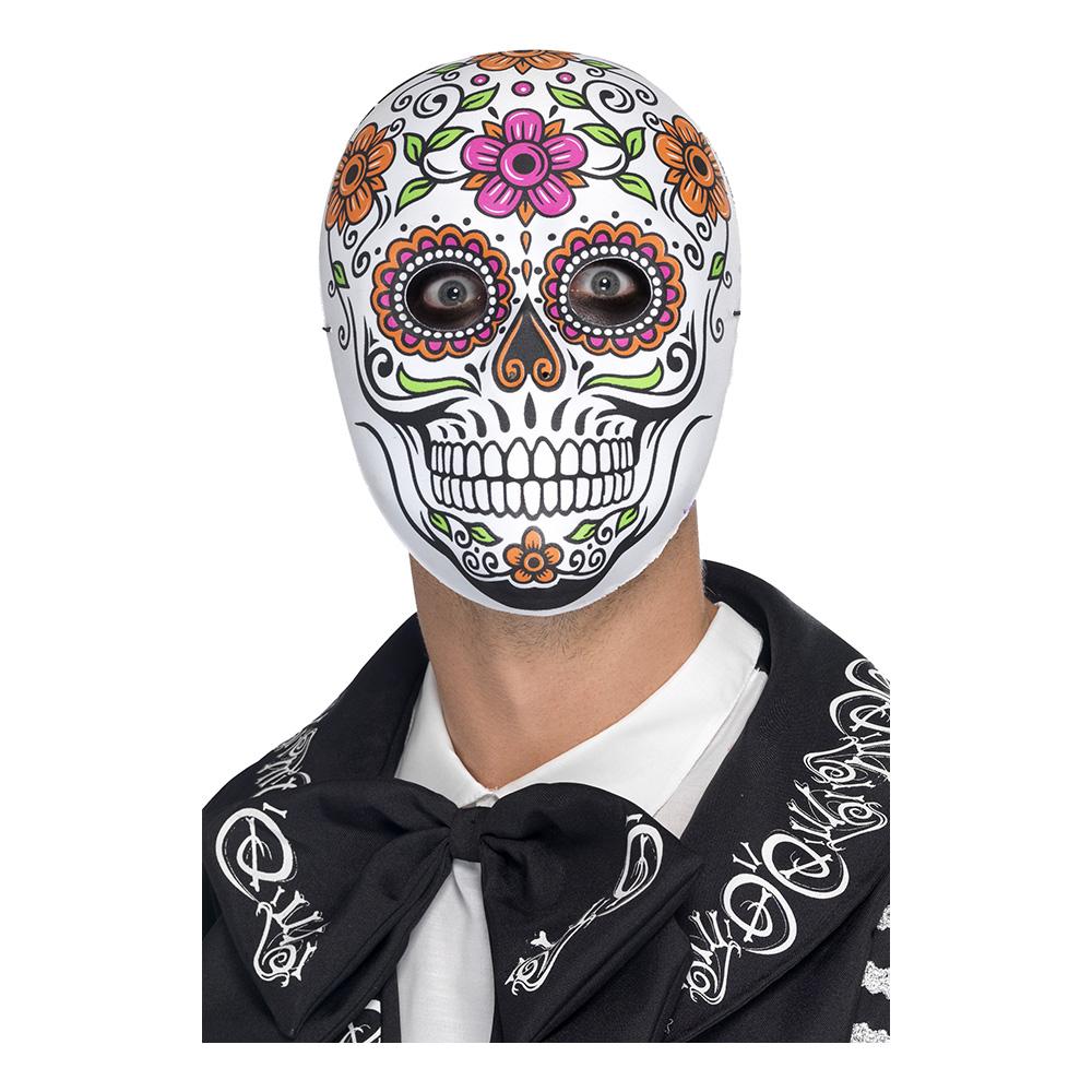 Señor Bones Ansiktsmask - One size