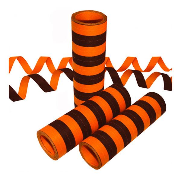 Serpentin Orange/Svart