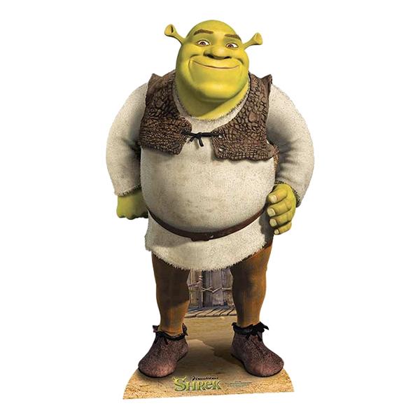 Shrek Kartongfigur