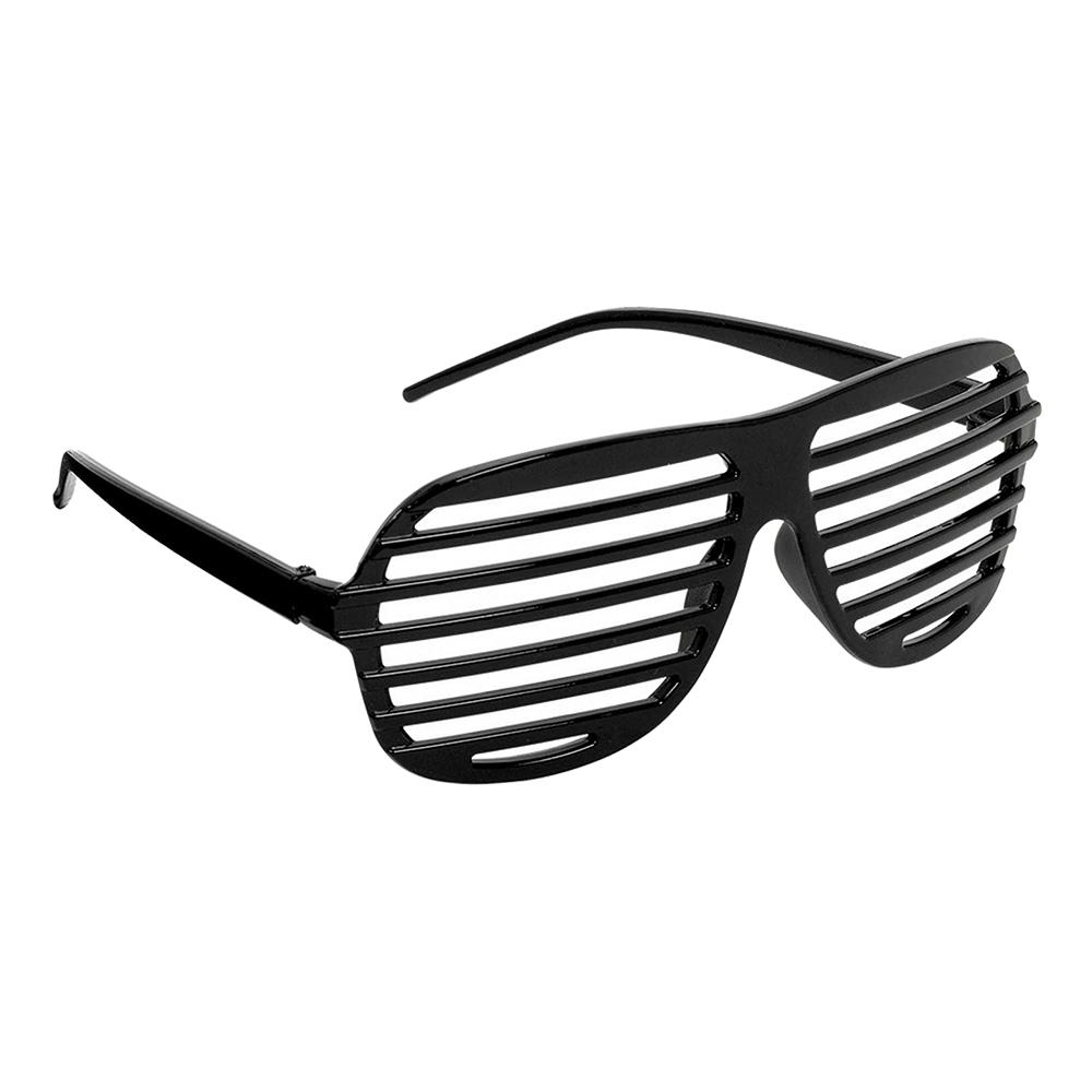 Shutter Glasögon Svart