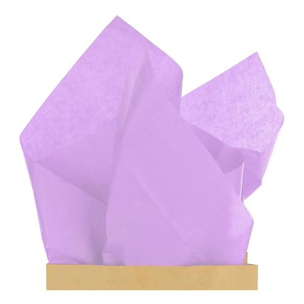 Silkespapper Lavendel