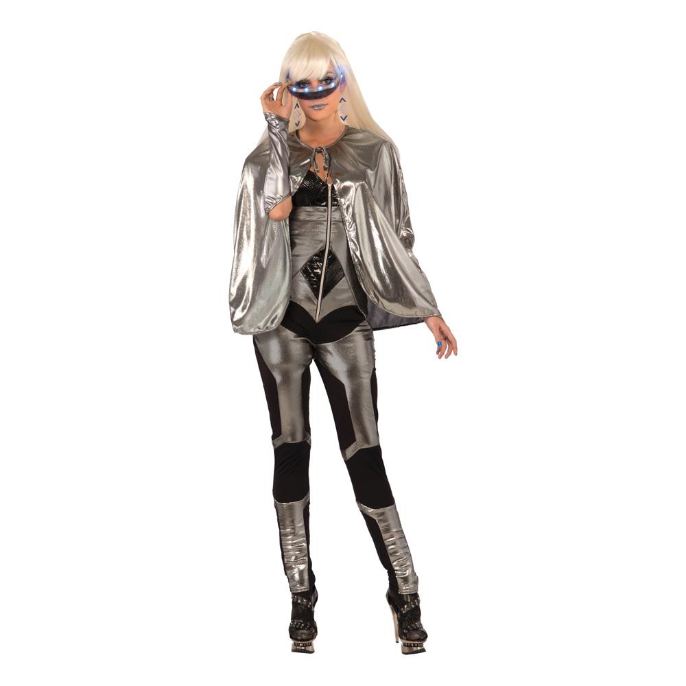 Discocape Silver