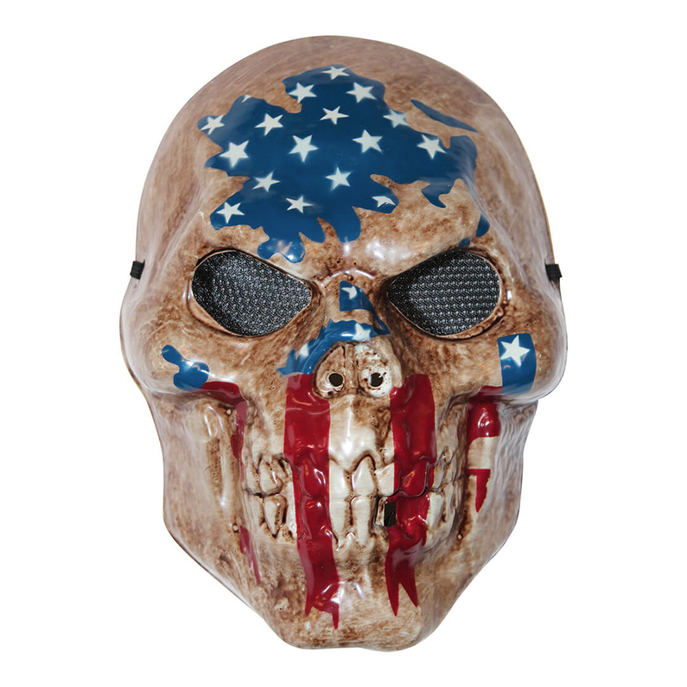 Sinister Flag Mask - One size