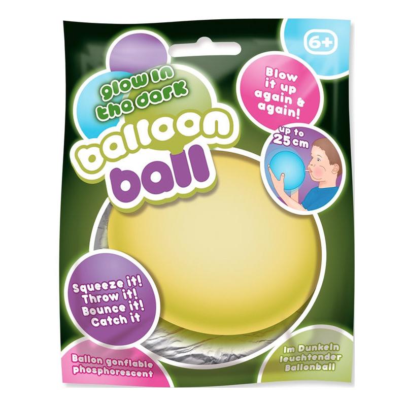 Självlysande Ballongboll - 1-pack