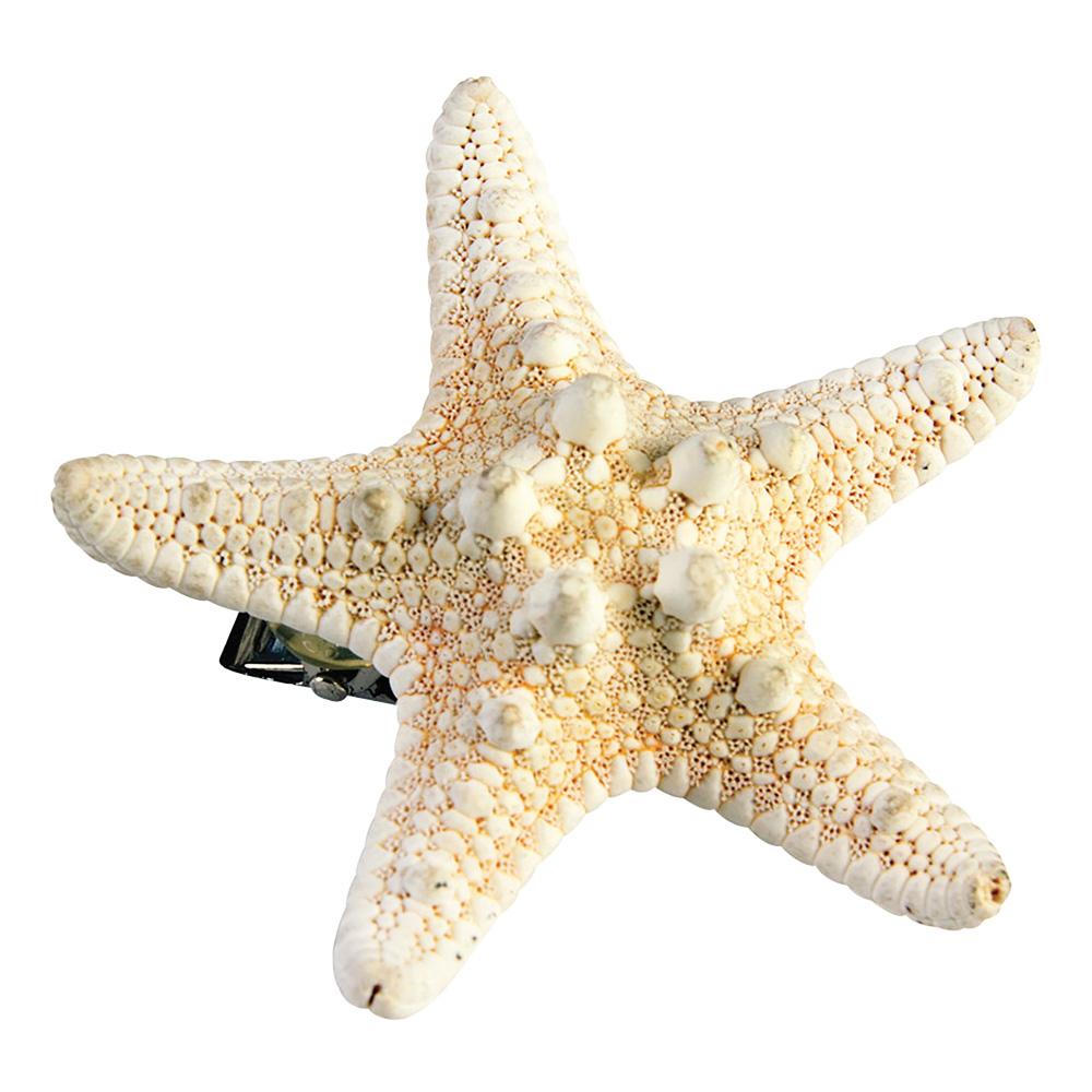 Sjöjungfru Sjöstjärna Hårclip