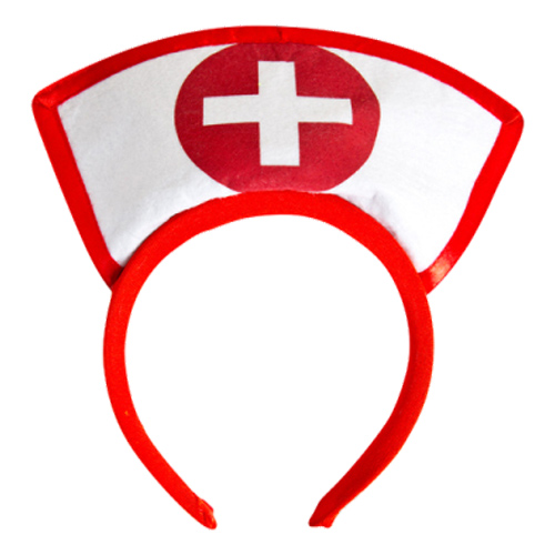 Sjuksköterskehatt på Diadem