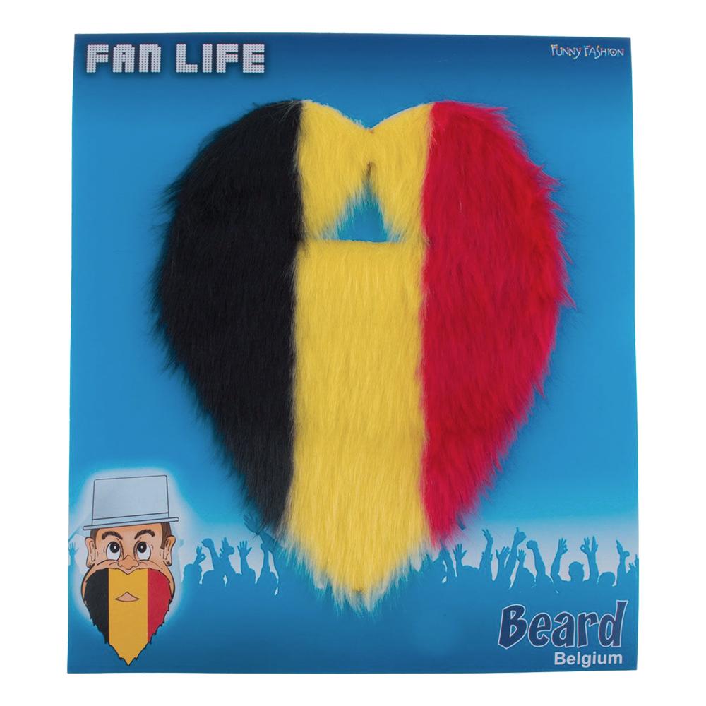 Skägg Belgien