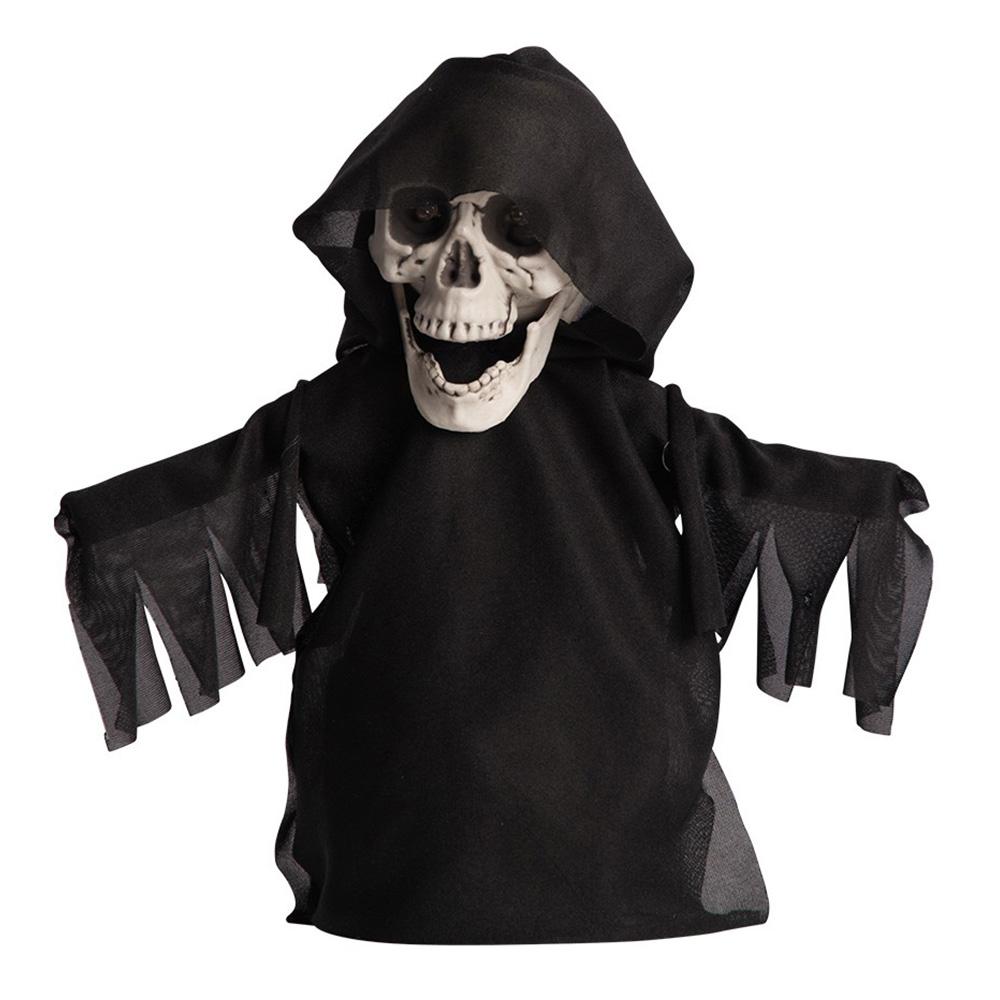 Skakande Skelett med Ljud Prop
