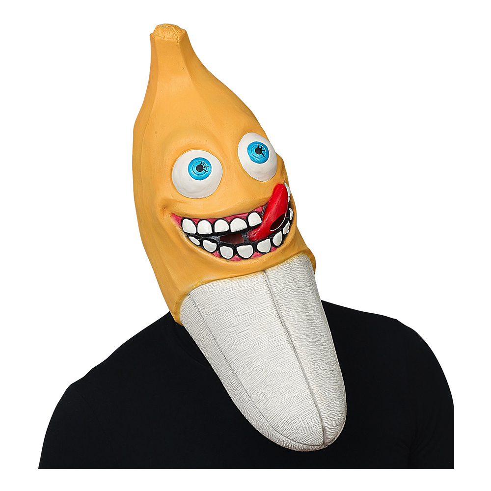 Skalad Banan Mask