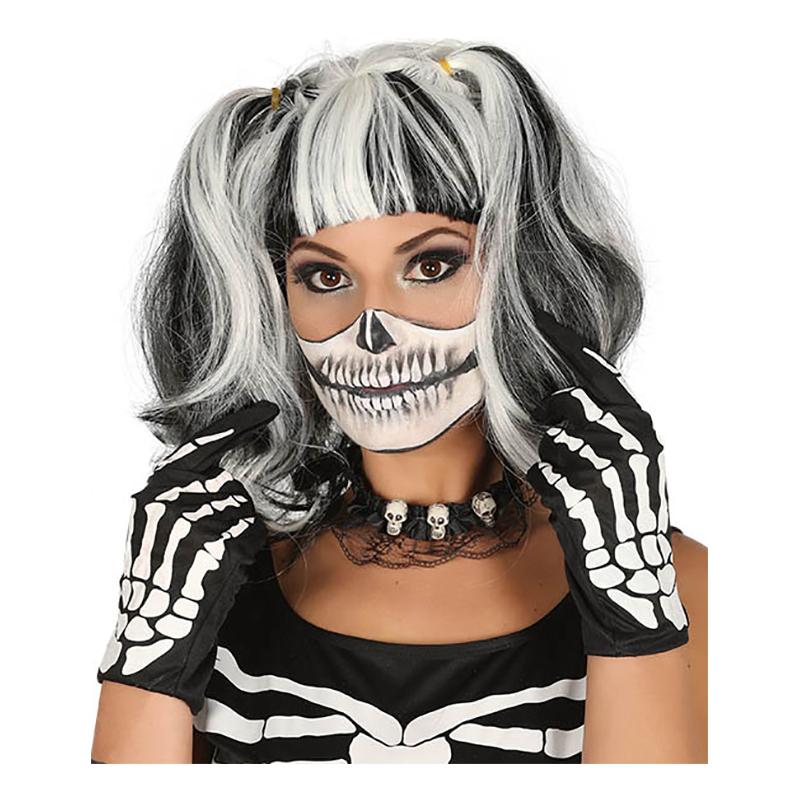 Skelett Handskar - One size