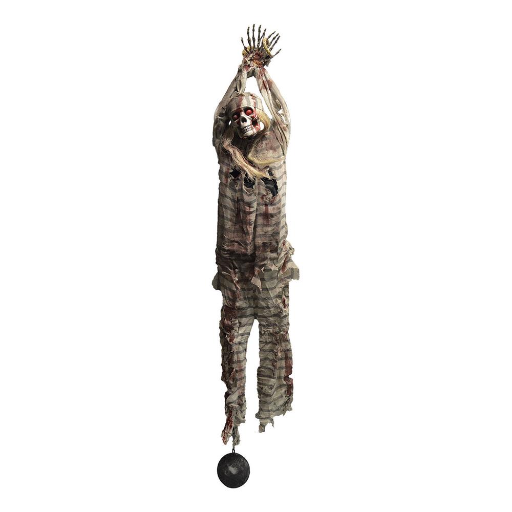 Skelett med Ljus - 210 cm