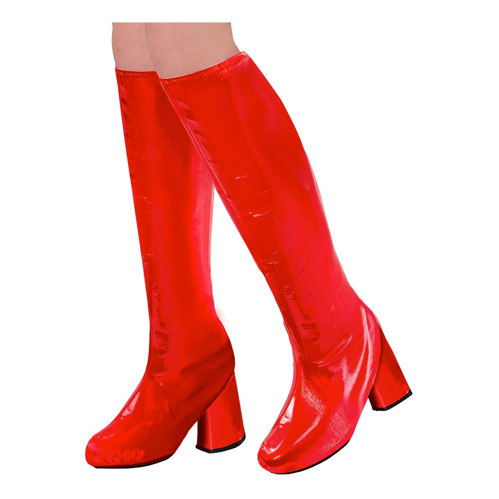 Skoöverdrag Röd - One size