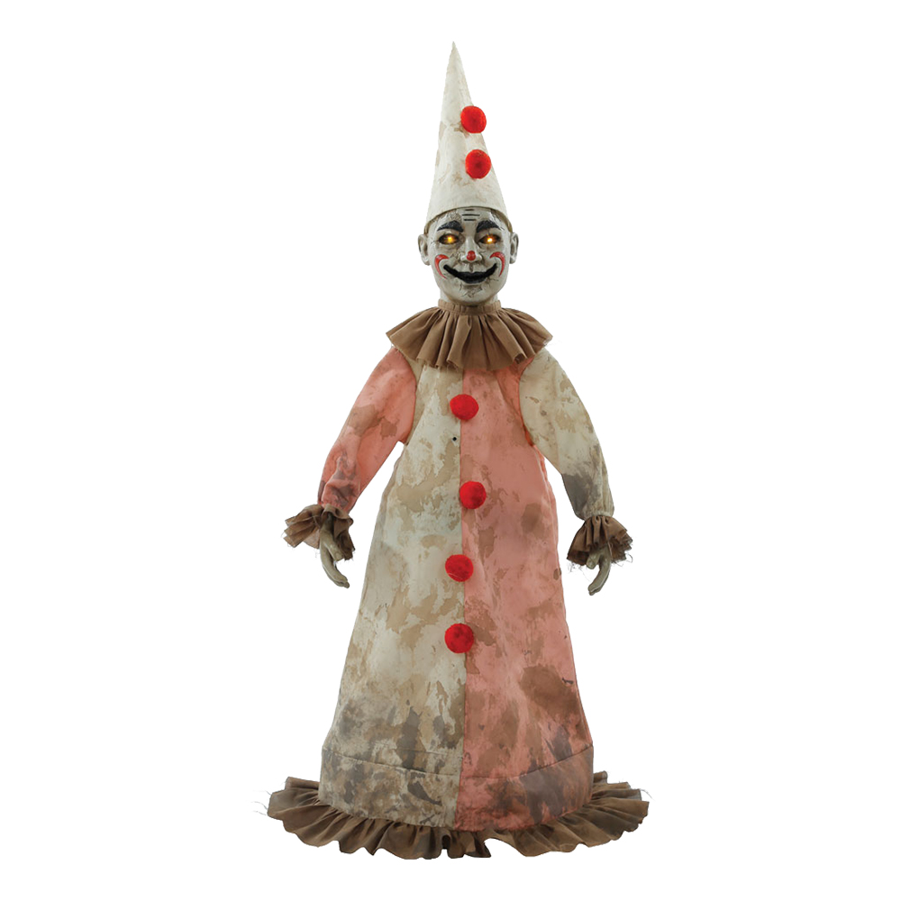 Skrikande Antik Clown Prop