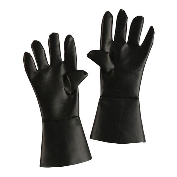 Slaktarhandskar Svarta - One size
