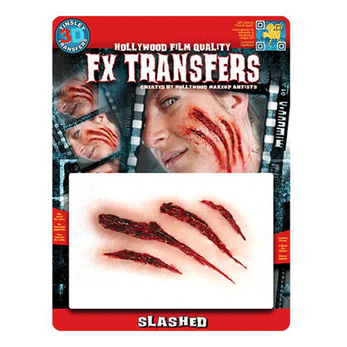 Slashed Skin FX Transfers