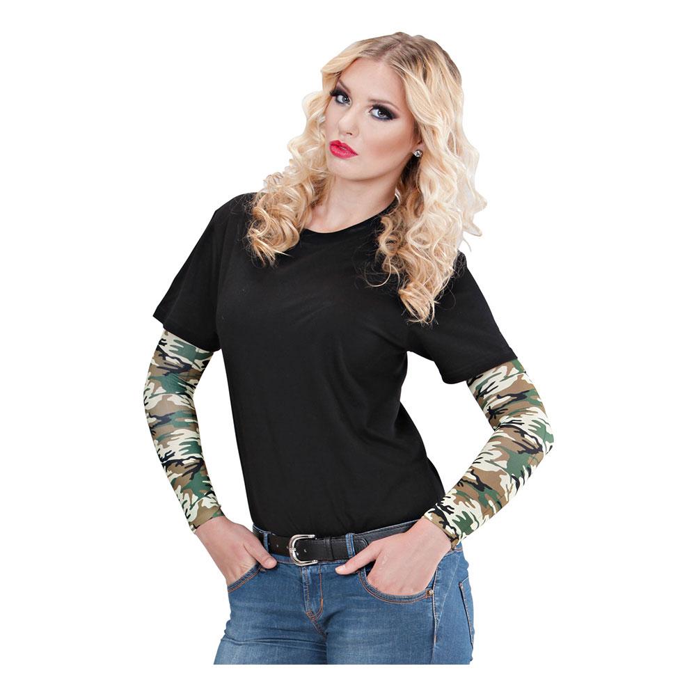 Sleeves Kamouflage - 2-pack