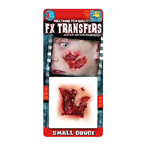 Small Gouge FX Transfers