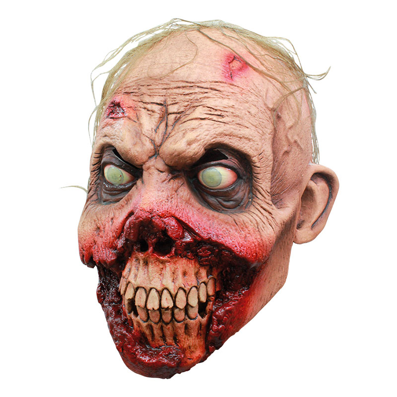 Smiley Zombie Mask - One size
