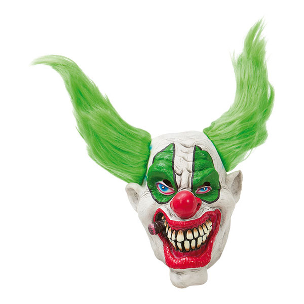 Smoking Clown Mask - One size