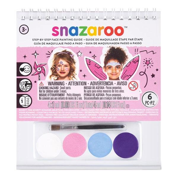 Snazaroo Ansiktsbok Girl