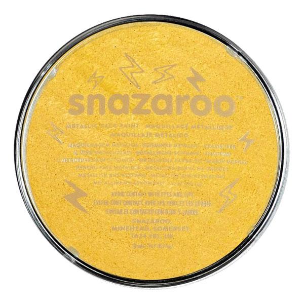 Snazaroo Ansiktsfärg Metallic - Guld
