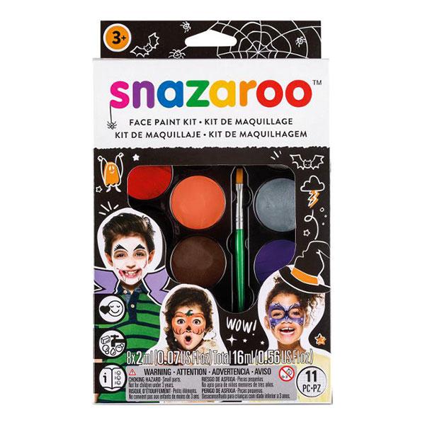 Snazaroo Ansiktsfärgsset Halloween. KÖP för 199 107b7df2a5095