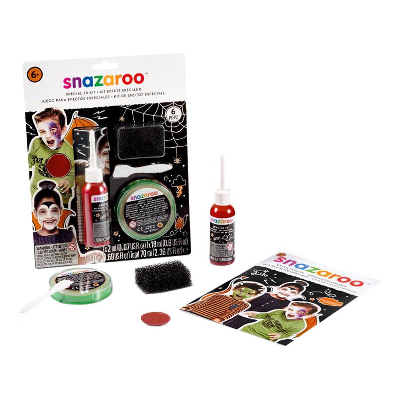 Snazaroo Ansiktskritset Special FX Kit