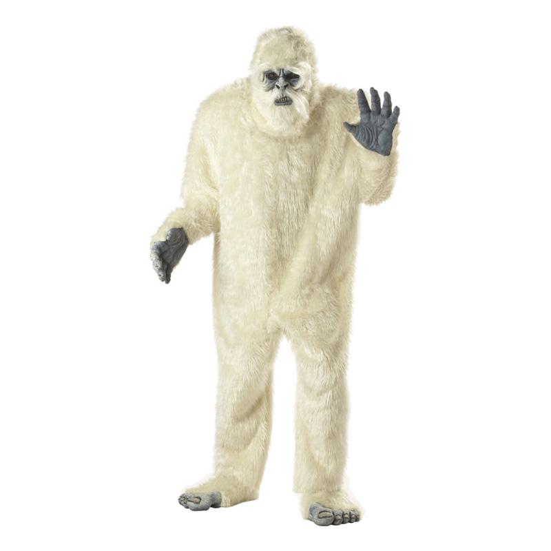 Snömannen Deluxe Maskeraddräkt - One size