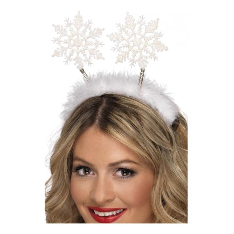 Snöflingor på Diadem - One size