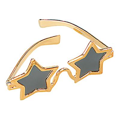 Solglasögon Stjärna - Guld