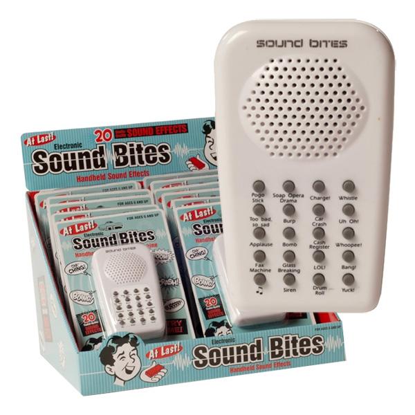 Sound Bites Ljudmaskin