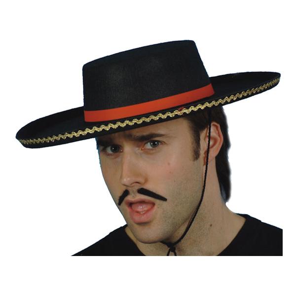 Spansk Hatt - One size
