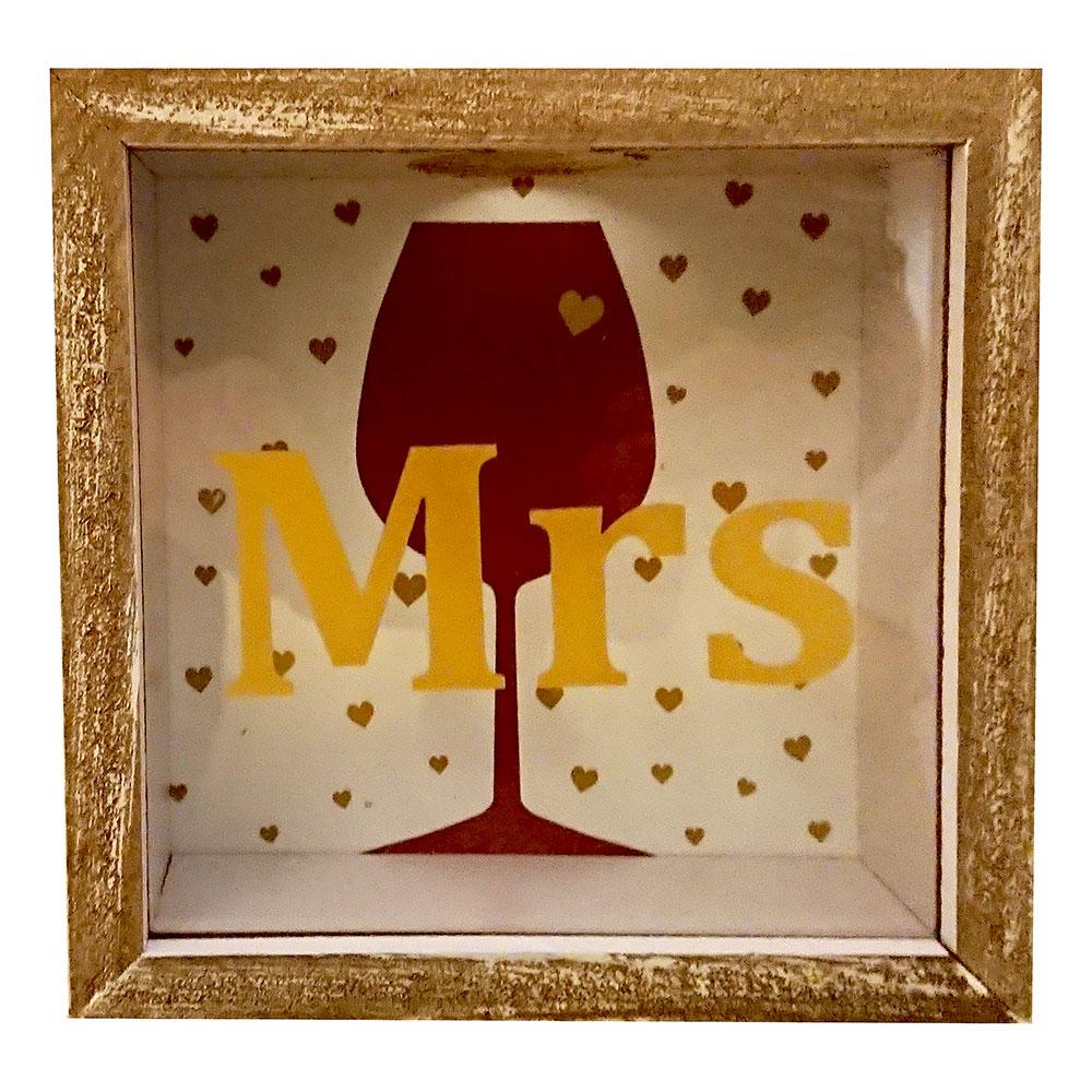 Sparbössa för Vinkorkar Mrs