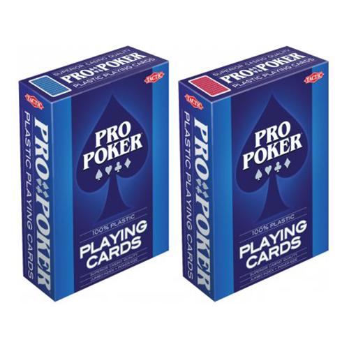 Spelkort Pro Poker - 1-pack