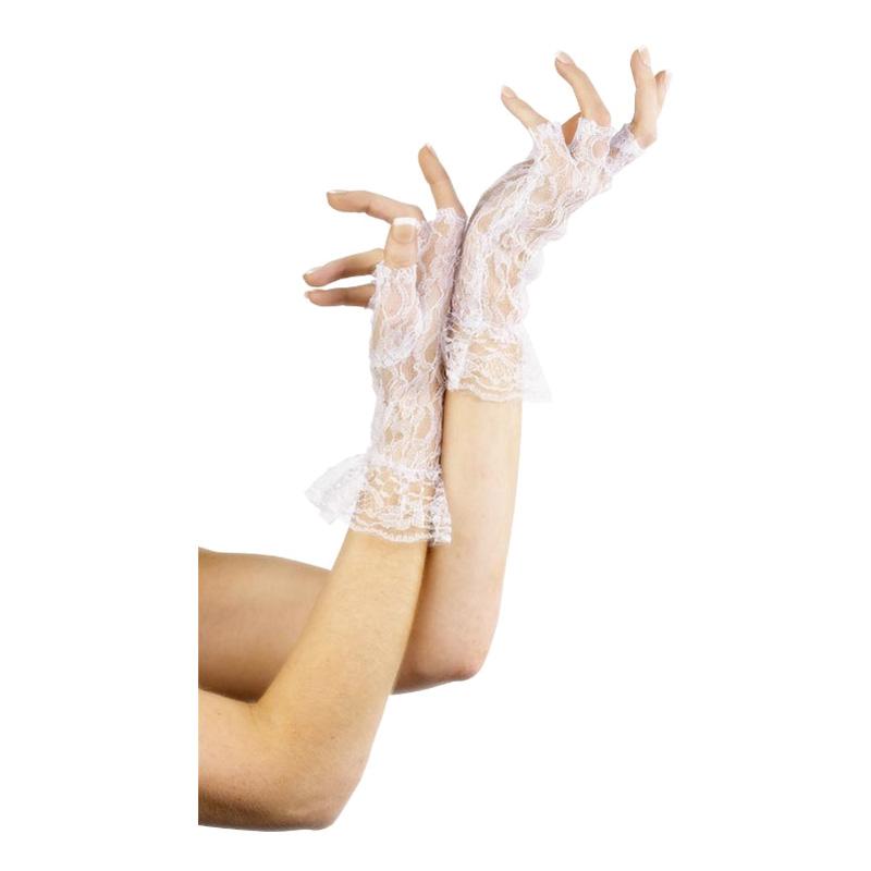 Spetshandskar - Vita