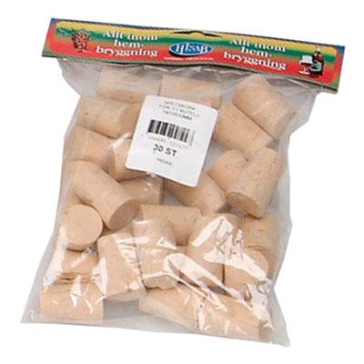 Spetsvinkork - 30-pack