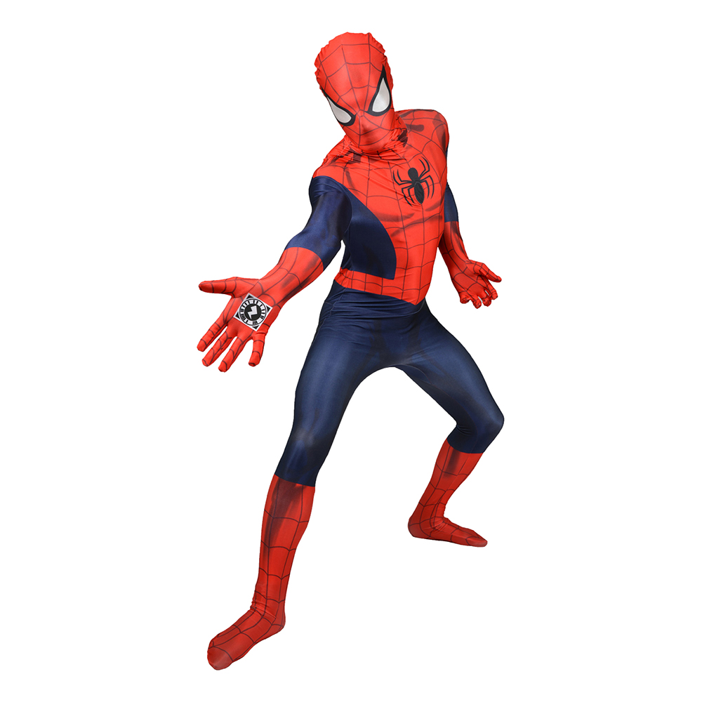 Spiderman Deluxe Morphsuit - Large