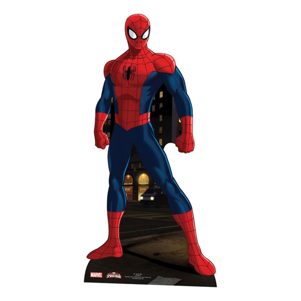 Spiderman Kartongfigur