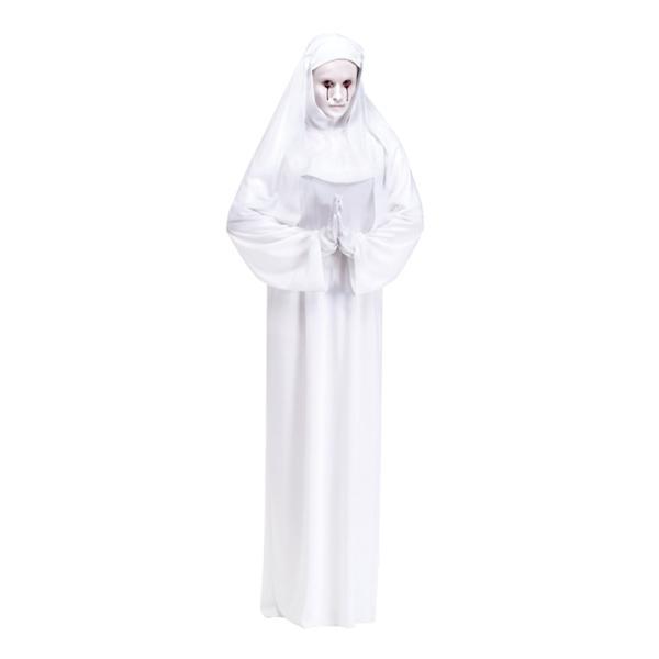 Spöknunna Maskeraddräkt - One size