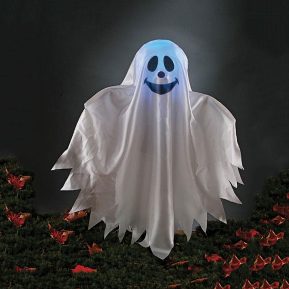 Stående Spöke Färgskiftande