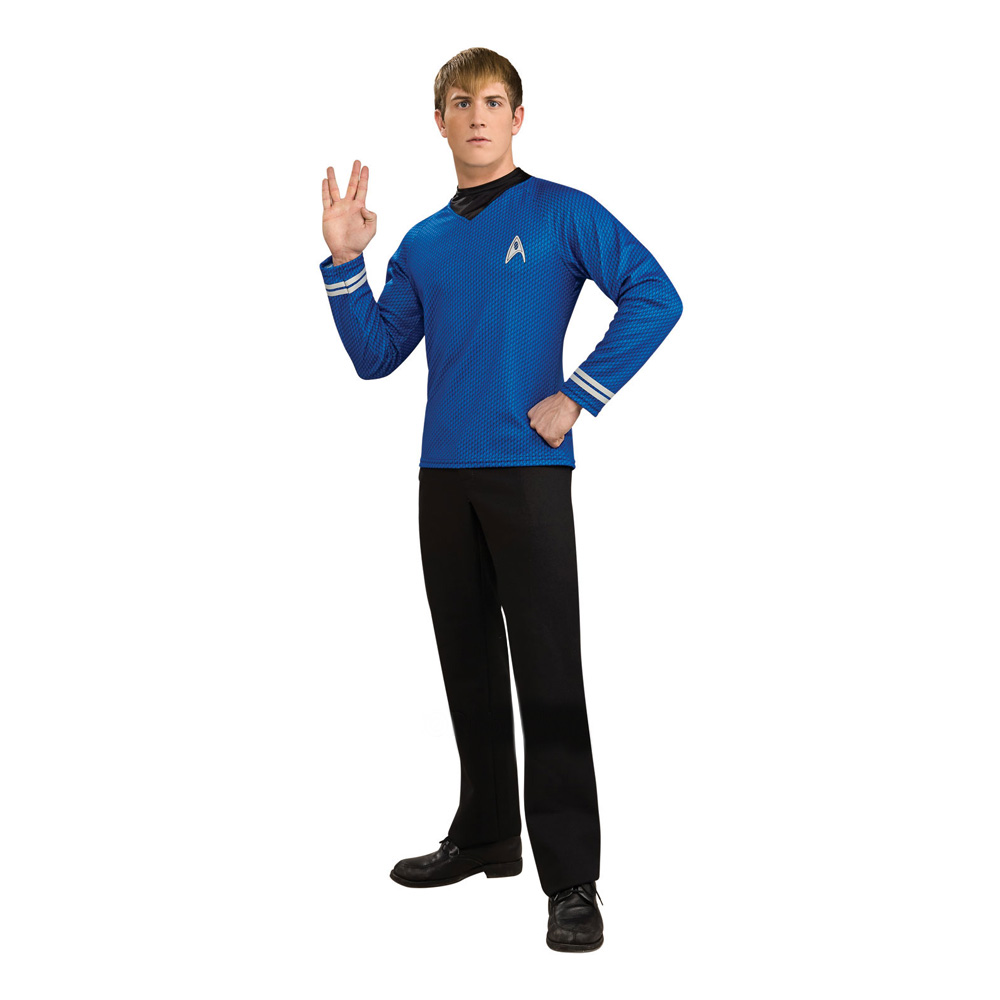 Star Trek Spock Deluxe Tröja - Small