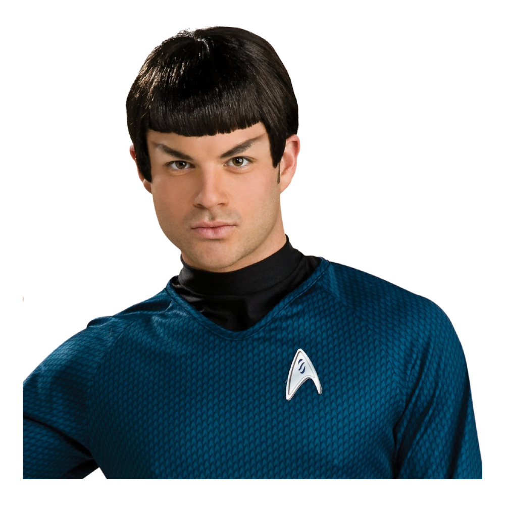 Star Trek Spock Peruk - One size