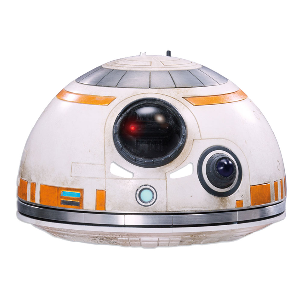 Star Wars BB-8 Pappmask - One size