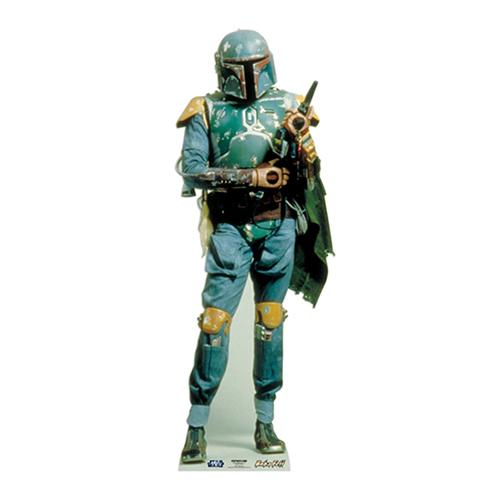 Star Wars Boba Fett Kartongfigur