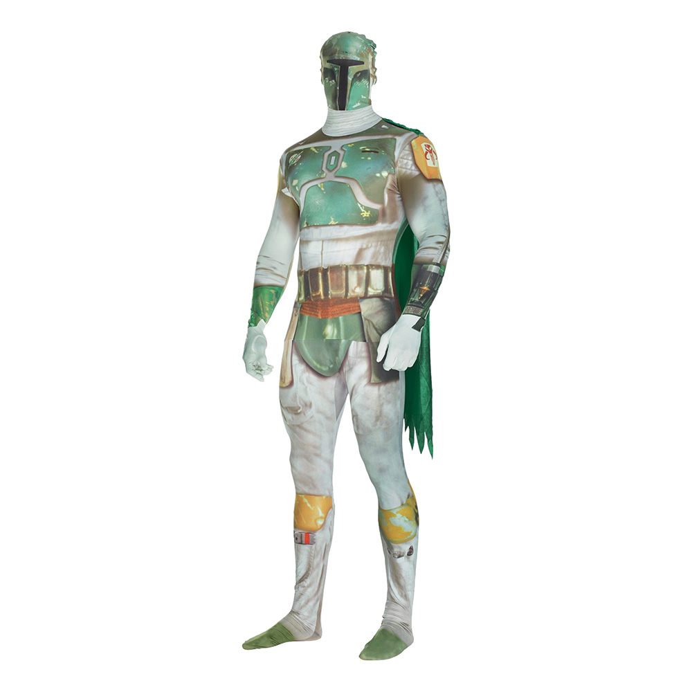 Star Wars Boba Fett Morphsuit - Small